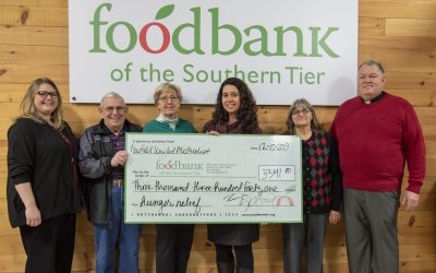 Congregations come together for holiday giving