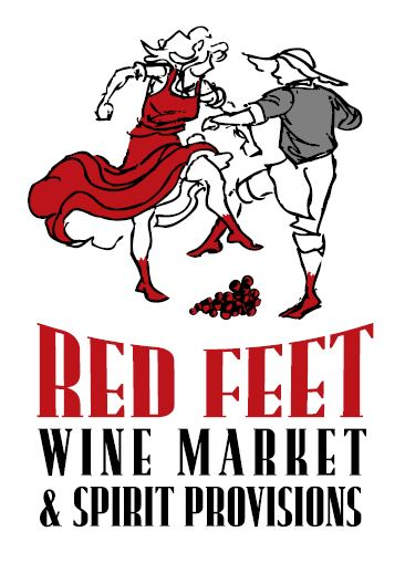 Red Feed Wine Market Spirit Provisions - Cheers for Change