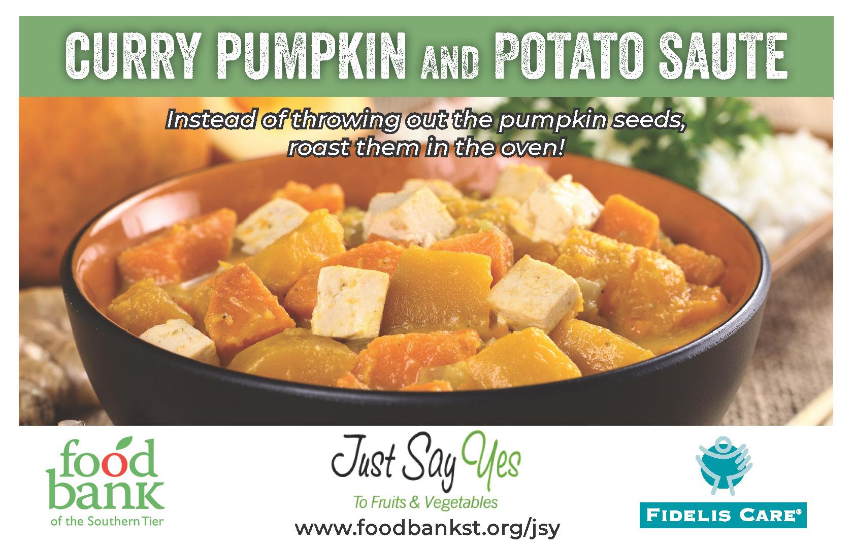 curry pumpkin - JSY