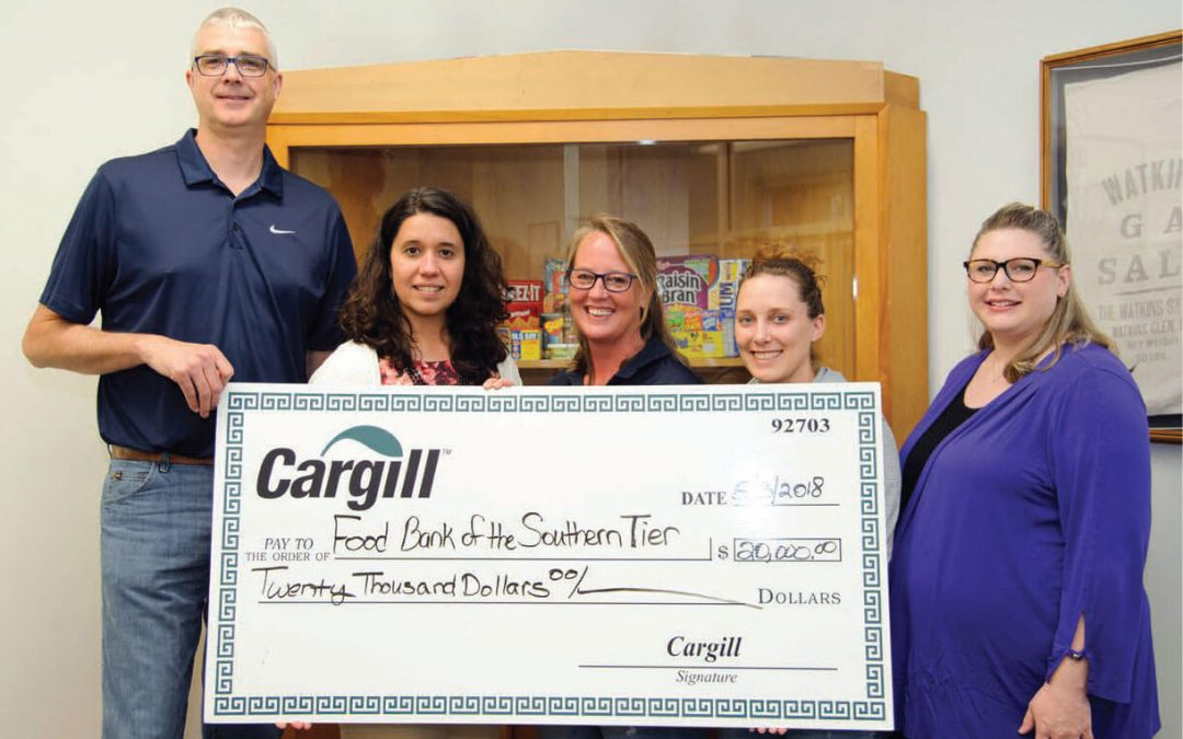 Cargill Foundation supports Schuyler County kids