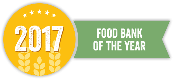 foodbankst logo food bank of the year 2017 - Home