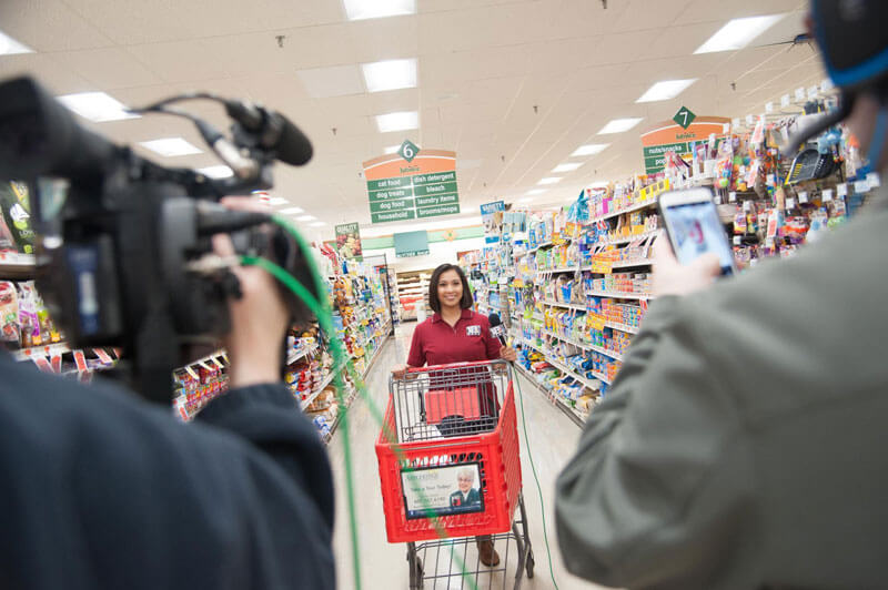 foodbankst other ways to give shopping retailers - Corporate Donations